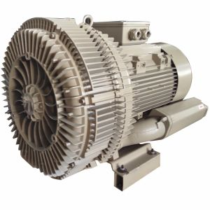Soprador de ar para sistemas de transporte pneumático biogás de Manuseio de Material de transporte