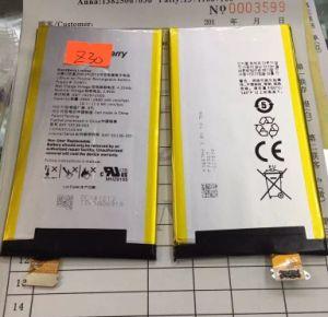 2880 mAh de batería del teléfono celular para Sony Z30