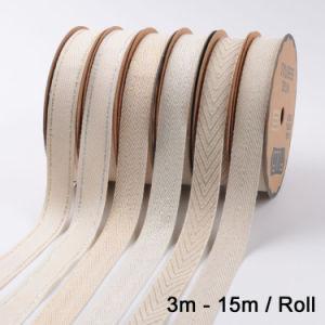 Voorbeeld van Standardized OEM 100% Cotton Ribbon