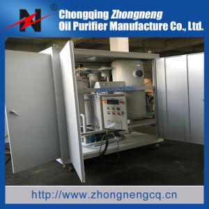 Filtración de Aceite de Turbina de vapor máquina, el purificador de aceite lubricante de vacío