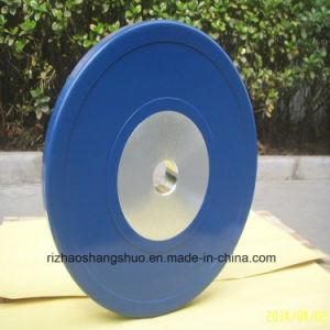도매 색으로 구분하는 고무 줄무늬 훈련 범퍼 격판덮개