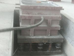 Pieza de metal línea de maquinaria de fundición con el proceso de EPS