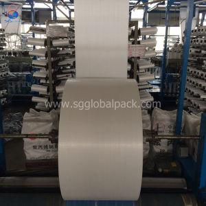 Weißes pp. gesponnenes Gewebe des Großverkauf-60cm in Rolls