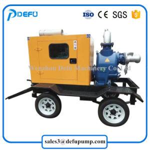 Las aguas residuales horizontales de alta calidad precio de las bombas de cebado automático
