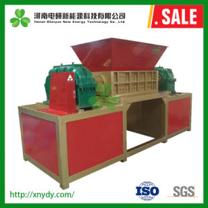 Resíduos vegetais Tirerecycling usados, resíduos de borracha Máquina Podwer de Reciclagem de Pneus