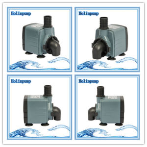 3500L/H 925gph Submersible 정원 Pond Water Fountain Pump (HL-3500NT)