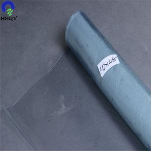 Rouleau en plastique souple Environment-Friendly PVC Super Clear Film transparent