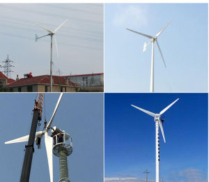 По всей поверхности блока 12V 24V 48V 2Квт 3Квт 5 квт 10квт ветровой турбины также называется жилых ветровой электростанции