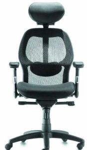 PUの革オフィスの椅子管理マネージャの回転イス
