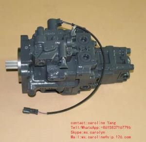 OEM Komatsu는 로더 Wa380 Hyd 펌프를 705-55-34180 부품 또는 진짜 Komatsu Wa350 기어 펌프 제조 부속 선회한다