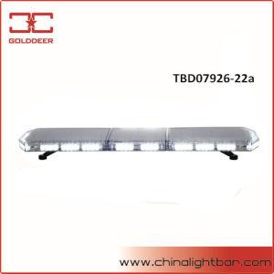 Emergency Träger weiße LED Lightbar (TBD07926-22A)