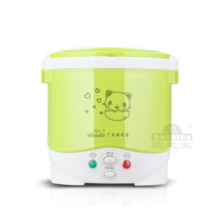 CarまたはHomeのための1L Mini Home Appliance Rice Cooker