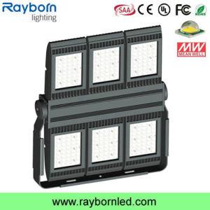 Raybornは運動場のための600のワット1000W LEDの洪水ライトLED競技場ライトに耐候性を施す