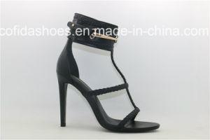 Sexy High Heels Designs uniques Femmes Chaussures en cuir