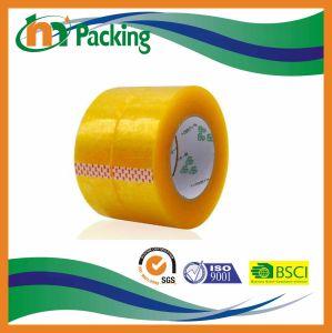 品質はジャンボの明確な付着力のパッキングテープを保証した