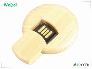 Новые водонепроницаемые деревянные флэш-накопитель USB с 1 года гарантии (WY-W42)