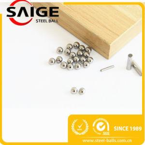 AISI 1010 4mm lle sfere d'acciaio da 1/8 di ciclo di carbonio