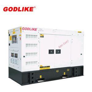 Fabrik-Preis-chinesischer Motor-super leises Dieselgenerator-Set (15kVA/12KW)