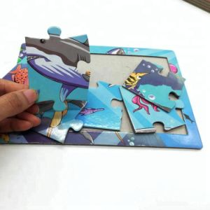 El mejor rompecabezas rompecabezas personalizados de la pequeña fábrica en China