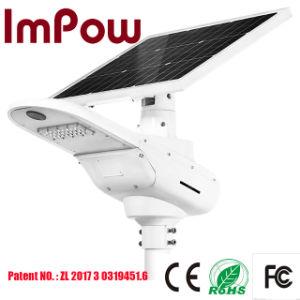O LED de energia solar integrada luzes da rua para o projeto do governo e a iluminação de estrada