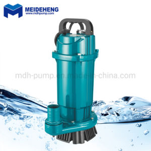 "Monofásico 220V AC 1.5"" 750W de la bomba de agua sumergibles QDX"