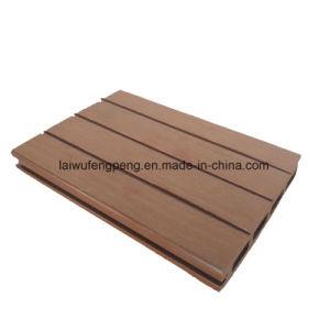 Suelos de madera compuesto de plástico para uso exterior