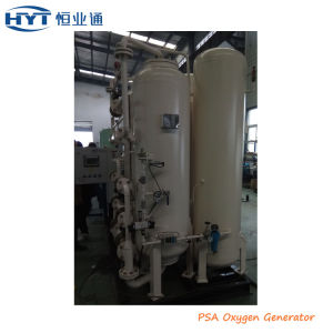 Fábricas de separação de ar do gerador de oxigênio PSA