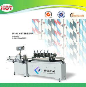 Bebida biodegradável de alta velocidade automática de palha de papel papel potável máquina de palha (incluindo a embalagem embalagem guilhotinagem equipamento de fabrico)