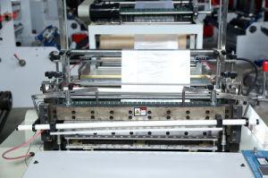 Doppia riga sigillamento e taglio del sacchetto di rotolamento che fanno macchina