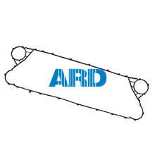 Verwarm de Pakking NBR EPDM FKM Viton van de Warmtewisselaar van de Plaat Ufx140 Ufx180 Ufx85 Opnieuw
