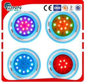 Indicatore luminoso subacqueo della piscina di Chaning LED di colore di Fenlin RGB