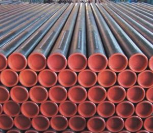 La norma ASTM API 5L Ms CS tubería sin costura Acero al carbono