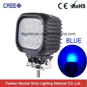 Indicatore luminoso blu del lavoro del rifornimento 48W LED della fabbrica per il carrello elevatore del camion