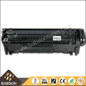 Babson freies Beispielkompatibles Schwarzes Q2612A/12A Tonet für HP