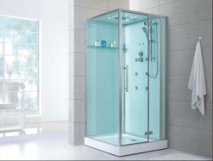 Plaza Eago Receptáculo de ducha con chorros de masaje D989A