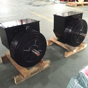 エンジンのないStamfordの二重忍耐のタイプ三相同期ブラシレス交流発電機の発電機