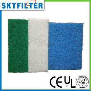 Skt-550g de ruwe Mat van de Filter van de Lucht met Behandeling Addhesive (hard type)