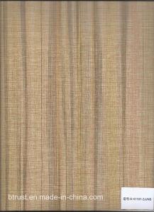 キャビネットまたはドアの真空の膜の出版物のための木製の穀物PVC装飾的なフィルムかホイル185-188