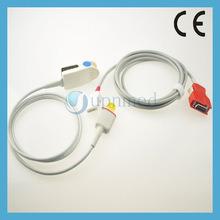 Masimo SpO2センサー、Masimoの根本的な7/Rad 57パルスの酸化濃度計、20のピン