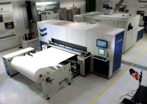 Премиум класса Fw 57GSM 1,8 м*5000m Jumbo Frames рулон бумаги для передачи сублимации красителей с высокой скоростью Reggiani Ренуар следующего