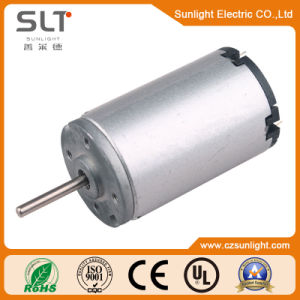 Emocionada la conducción eléctrica mini motor de cepillo con ajustar la velocidad