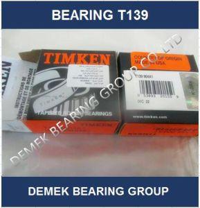 Timken Torrington le palier de butée à rouleaux coniques T139