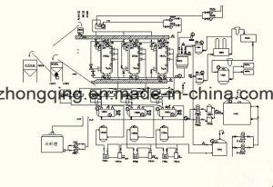 Хороший стабильности завода по утилизации шин 12тонн без загрязнения окружающей среды