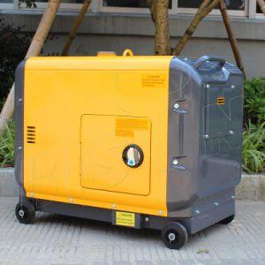 Зубров (Китай) BS3500Вестник ДГМА 3Квт 3 КВА однофазного переменного тока медного провода длительного времени запуска дизельного генератора прейскурант