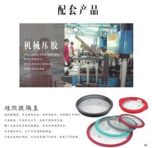 Couvercle en verre de silicium