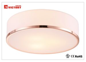 現代天井のランプの笠ガラスLEDの照明