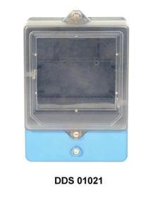 Случай метра одиночной фазы электрический (DDSD-01021)