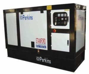 Pakinsの発電機セット