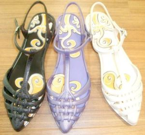 Ladies' Sandales en PVC