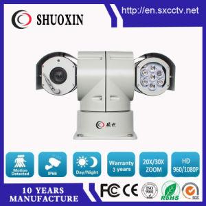 1500 USD/Unit 2.0MP 20X Fahrzeug PTZ des Summen-100m HD IR CCTV-Kamera-komplettes System